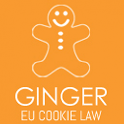Ginger plugin & GDPR logo